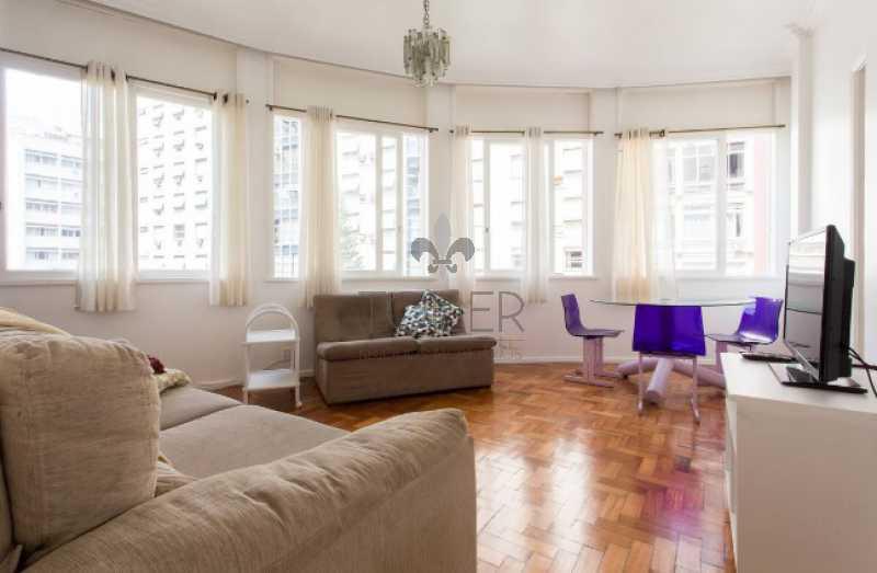 01 - Apartamento para alugar Rua Conrado Niemeyer,Copacabana, Rio de Janeiro - R$ 3.000 - LCO-CN3002 - 1