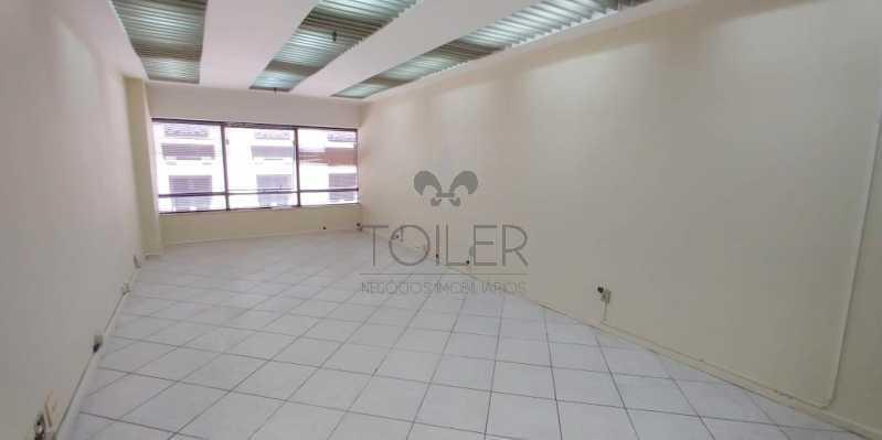 01. - Sala Comercial 35m² à venda Rua do Ouvidor,Centro, Rio de Janeiro - R$ 220.000 - CE-CRO1001 - 1