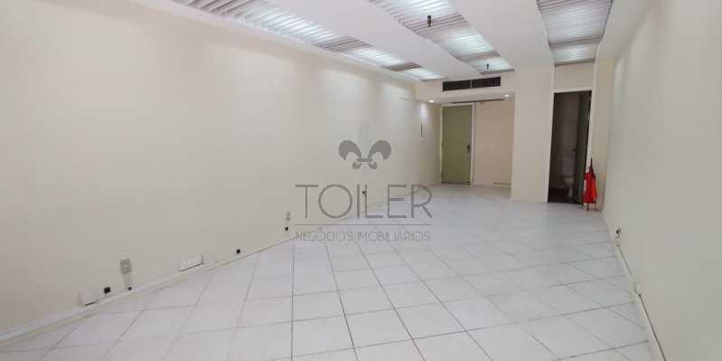 02. - Sala Comercial 35m² à venda Rua do Ouvidor,Centro, Rio de Janeiro - R$ 220.000 - CE-CRO1001 - 3