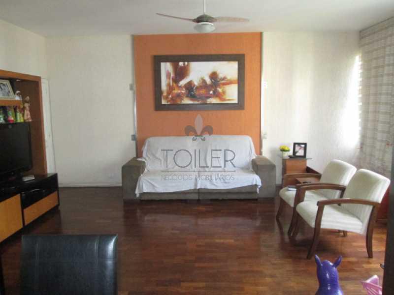 01 - Apartamento à venda Rua Anita Garibaldi,Copacabana, Rio de Janeiro - R$ 1.300.000 - CO-AG3008 - 1