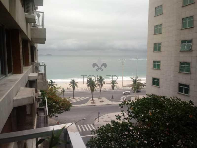 01 - Apartamento à venda Avenida Atlântica,Copacabana, Rio de Janeiro - R$ 2.700.000 - CO-AA4039 - 1