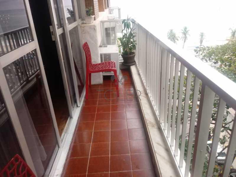 02 - Apartamento à venda Avenida Atlântica,Copacabana, Rio de Janeiro - R$ 2.700.000 - CO-AA4039 - 3