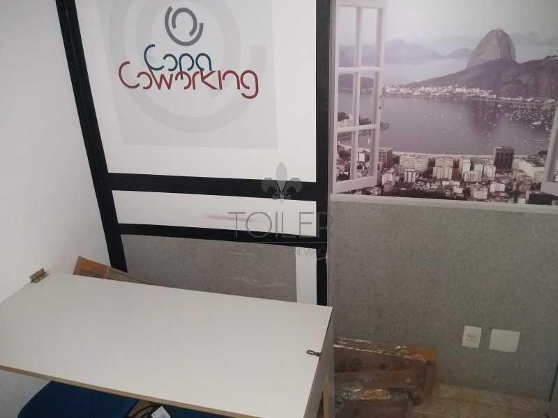 09 - Sala Comercial 40m² à venda Avenida Nossa Senhora de Copacabana,Copacabana, Rio de Janeiro - R$ 315.000 - CO-NSC2002 - 10