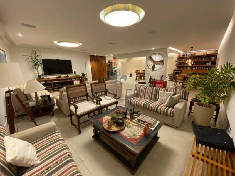 01 - Apartamento à venda Rua Domingos Ferreira,Copacabana, Rio de Janeiro - R$ 3.200.000 - CO-DF3016 - 1
