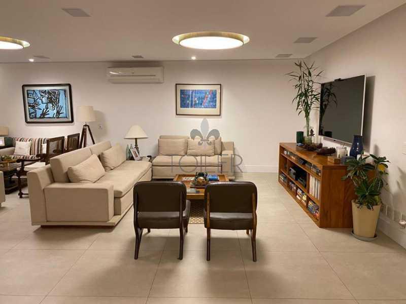 02 - Apartamento à venda Rua Domingos Ferreira,Copacabana, Rio de Janeiro - R$ 3.200.000 - CO-DF3016 - 3