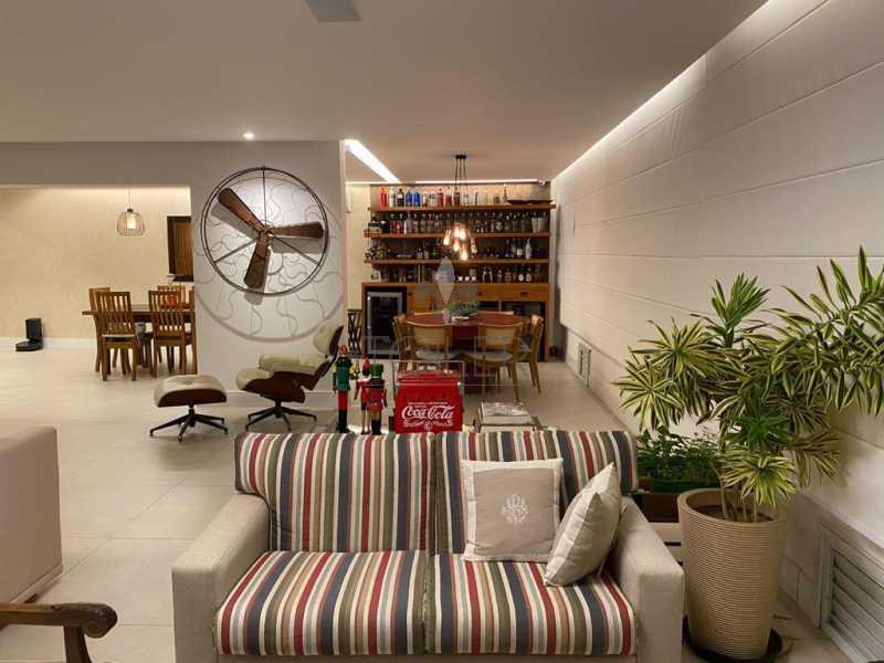 03 - Apartamento à venda Rua Domingos Ferreira,Copacabana, Rio de Janeiro - R$ 3.200.000 - CO-DF3016 - 4