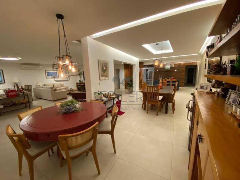 04 - Apartamento à venda Rua Domingos Ferreira,Copacabana, Rio de Janeiro - R$ 3.200.000 - CO-DF3016 - 5
