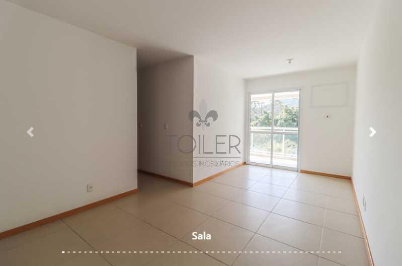 01 - Apartamento à venda Rua Alfredo Lopes De Souza,Recreio dos Bandeirantes, Rio de Janeiro - R$ 552.000 - RE-AL3001 - 1