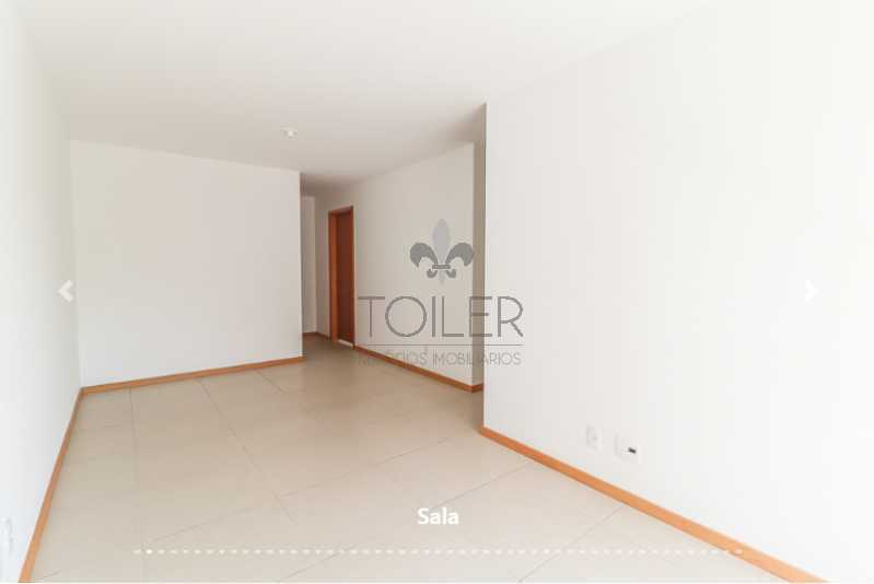 02 - Apartamento à venda Rua Alfredo Lopes De Souza,Recreio dos Bandeirantes, Rio de Janeiro - R$ 552.000 - RE-AL3001 - 3