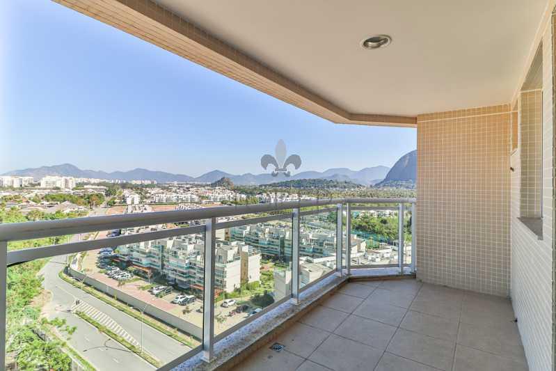 03 - Cobertura à venda Rua Alfredo Lopes De Souza,Recreio dos Bandeirantes, Rio de Janeiro - R$ 828.753 - RE-AL3012 - 4