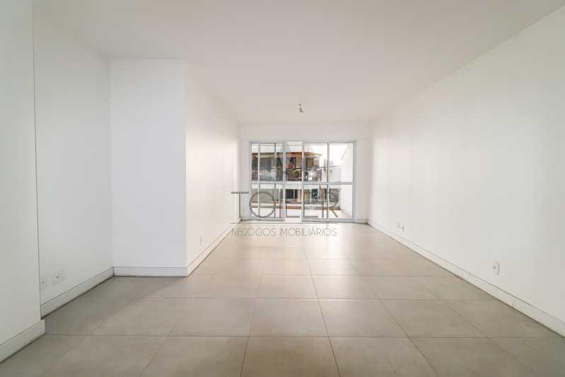 01 - Apartamento à venda Rua Carvalho Azevedo,Lagoa, Rio de Janeiro - R$ 2.600.000 - LA-CA4001 - 1