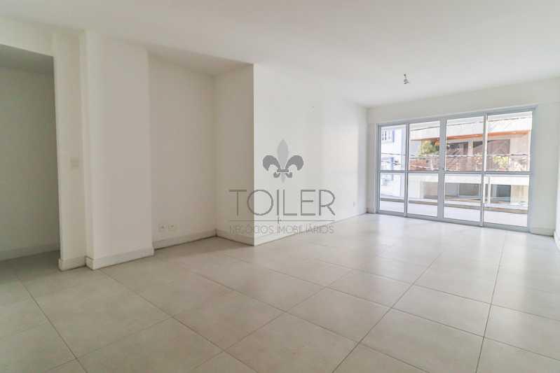 02 - Apartamento à venda Rua Carvalho Azevedo,Lagoa, Rio de Janeiro - R$ 2.600.000 - LA-CA4001 - 3