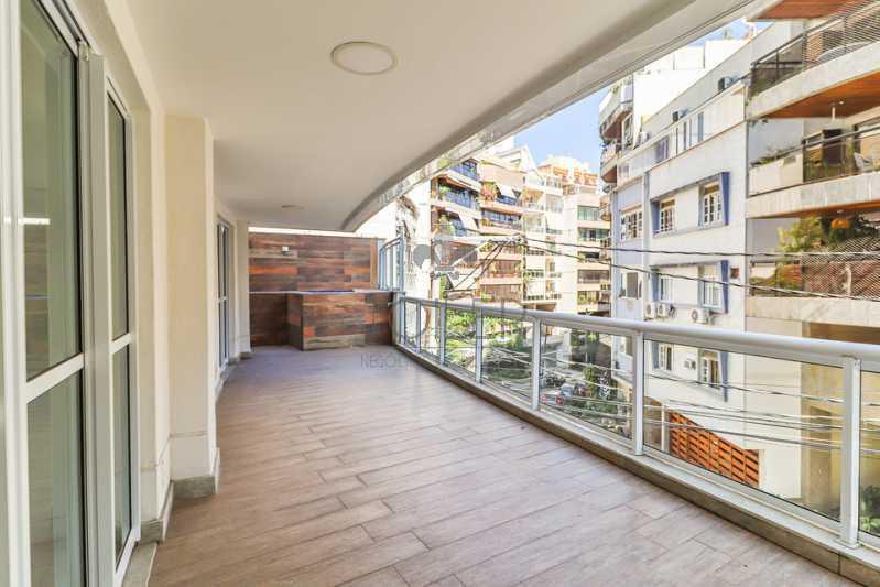 04 - Apartamento à venda Rua Carvalho Azevedo,Lagoa, Rio de Janeiro - R$ 2.600.000 - LA-CA4001 - 5