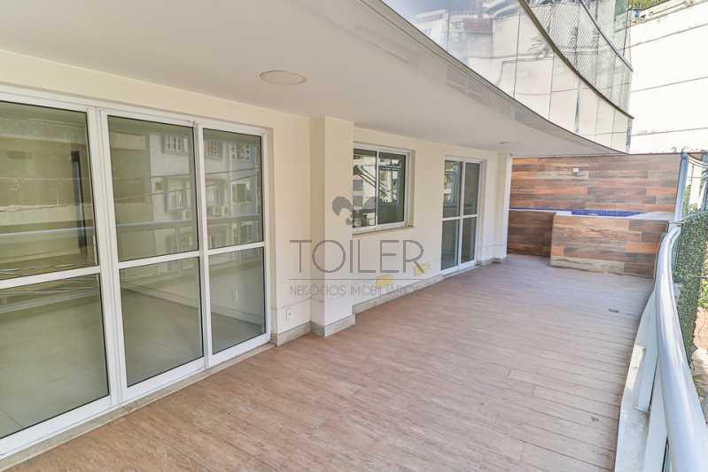 05 - Apartamento à venda Rua Carvalho Azevedo,Lagoa, Rio de Janeiro - R$ 2.600.000 - LA-CA4001 - 6