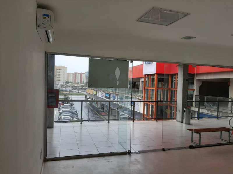 03. - Sala Comercial 300m² para alugar Avenida Ayrton Senna,Jacarepaguá, Rio de Janeiro - R$ 10.000 - LBT-ASC5001 - 4
