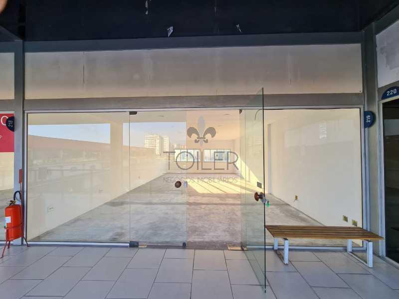 06. - Sala Comercial 300m² para alugar Avenida Ayrton Senna,Jacarepaguá, Rio de Janeiro - R$ 10.000 - LBT-ASC5001 - 7