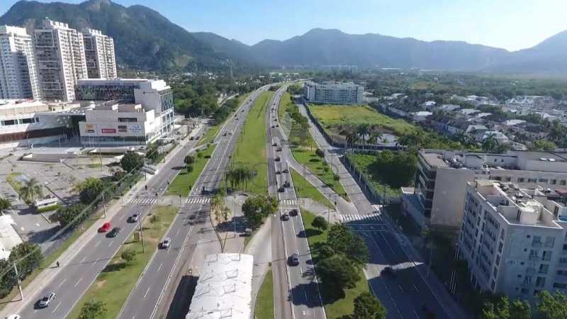 11 - Flat à venda Avenida das Américas,Recreio dos Bandeirantes, Rio de Janeiro - R$ 350.000 - RE-AA1001 - 12