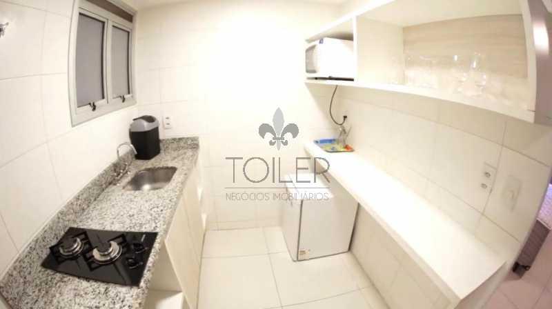 17 - Flat à venda Avenida das Américas,Recreio dos Bandeirantes, Rio de Janeiro - R$ 350.000 - RE-AA1001 - 18
