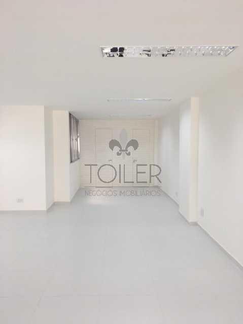 02. - Sala Comercial 162m² para alugar Rua Mayrink Veiga,Centro, Rio de Janeiro - R$ 5.000 - CE-MV1001 - 3