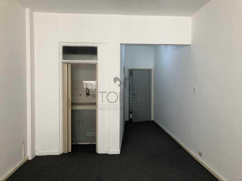 04. - Sala Comercial 31m² para alugar Rua da Assembléia,Centro, Rio de Janeiro - R$ 650 - LCE-RA1001 - 5