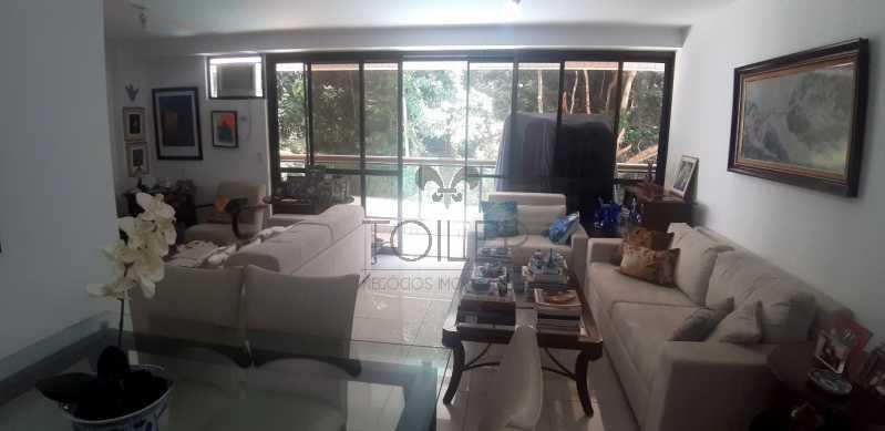 01 - Apartamento à venda Rua Marquês de São Vicente,Gávea, Rio de Janeiro - R$ 1.950.000 - GA-MS3002 - 1