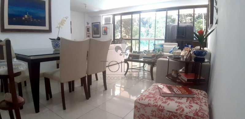 02 - Apartamento à venda Rua Marquês de São Vicente,Gávea, Rio de Janeiro - R$ 1.950.000 - GA-MS3002 - 3