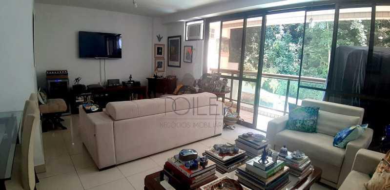03 - Apartamento à venda Rua Marquês de São Vicente,Gávea, Rio de Janeiro - R$ 1.950.000 - GA-MS3002 - 4