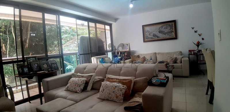 04 - Apartamento à venda Rua Marquês de São Vicente,Gávea, Rio de Janeiro - R$ 1.950.000 - GA-MS3002 - 5