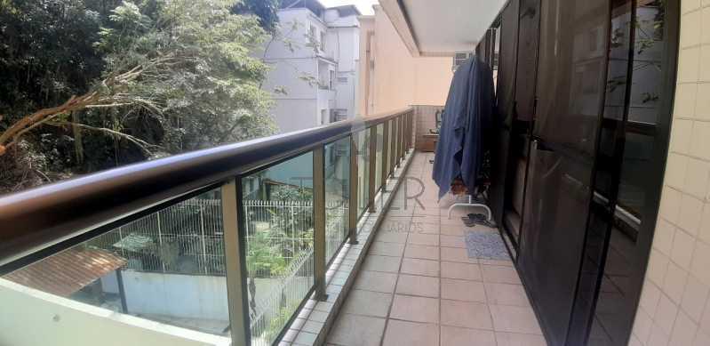 06 - Apartamento à venda Rua Marquês de São Vicente,Gávea, Rio de Janeiro - R$ 1.950.000 - GA-MS3002 - 7