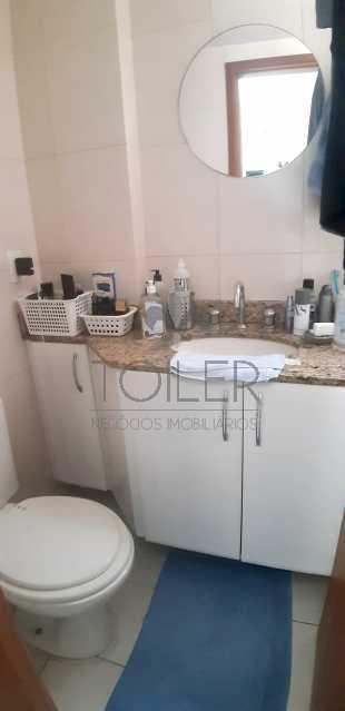 11 - Apartamento à venda Rua Marquês de São Vicente,Gávea, Rio de Janeiro - R$ 1.950.000 - GA-MS3002 - 12