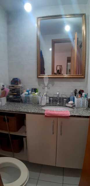 14 - Apartamento à venda Rua Marquês de São Vicente,Gávea, Rio de Janeiro - R$ 1.950.000 - GA-MS3002 - 15