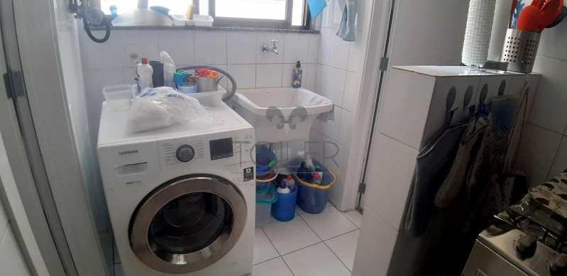 20 - Apartamento à venda Rua Marquês de São Vicente,Gávea, Rio de Janeiro - R$ 1.950.000 - GA-MS3002 - 21