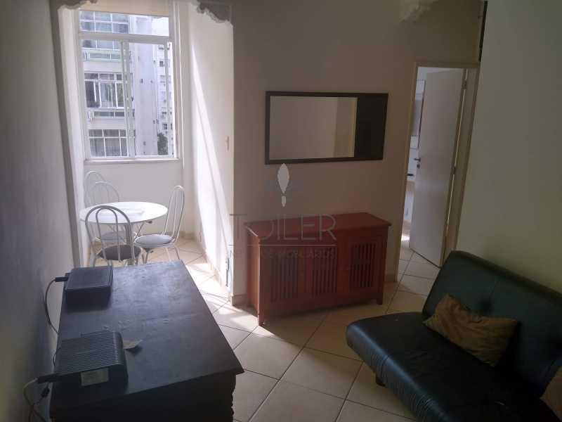 1 - Apartamento para alugar Rua Barata Ribeiro,Copacabana, Rio de Janeiro - R$ 1.600 - LCO-BR1019 - 1