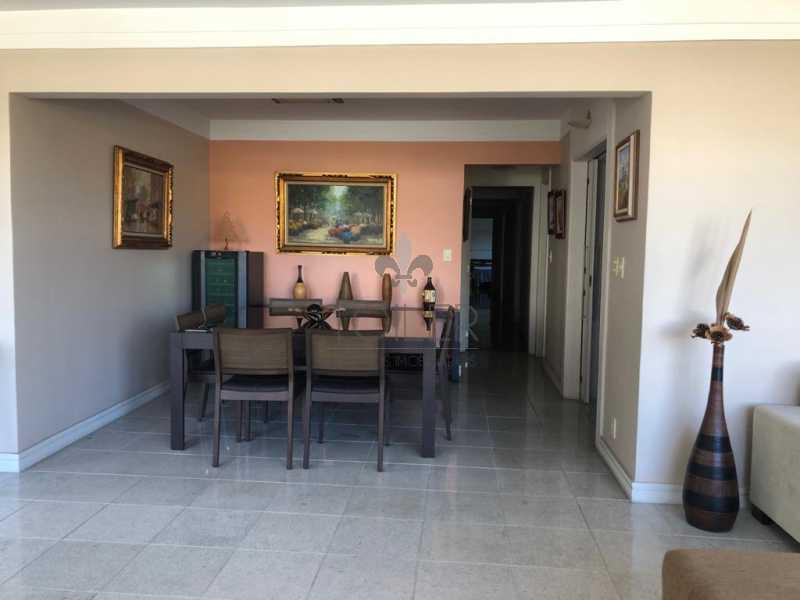 02 - Apartamento à venda Rua Sambaíba,Leblon, Rio de Janeiro - R$ 2.900.000 - LB-RS4011 - 3