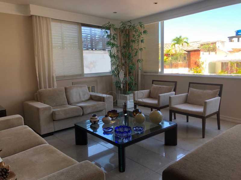 03 - Apartamento à venda Rua Sambaíba,Leblon, Rio de Janeiro - R$ 2.900.000 - LB-RS4011 - 4