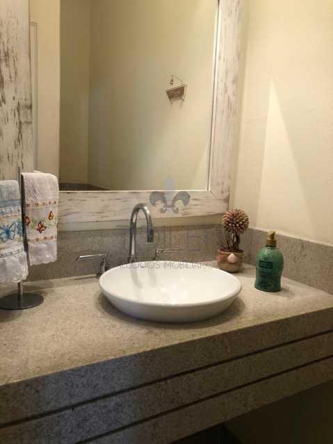 10 - Apartamento à venda Rua Sambaíba,Leblon, Rio de Janeiro - R$ 2.900.000 - LB-RS4011 - 11