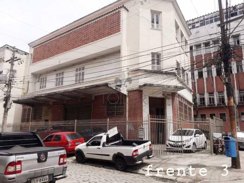 01 - Prédio 403m² à venda Rua Visconde da Gávea,Centro, Rio de Janeiro - R$ 1.790.000 - GA-VGC001 - 1