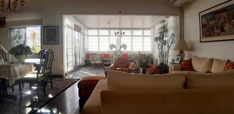 04 - Apartamento para alugar Rua Inhanga,Copacabana, Rio de Janeiro - R$ 6.000 - LCO-RI2002 - 5