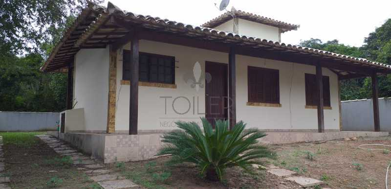 01 - Casa em Condomínio 3 quartos à venda BAÍA FORMOSA, Armação dos Búzios - R$ 450.000 - BZ-SM3001 - 1