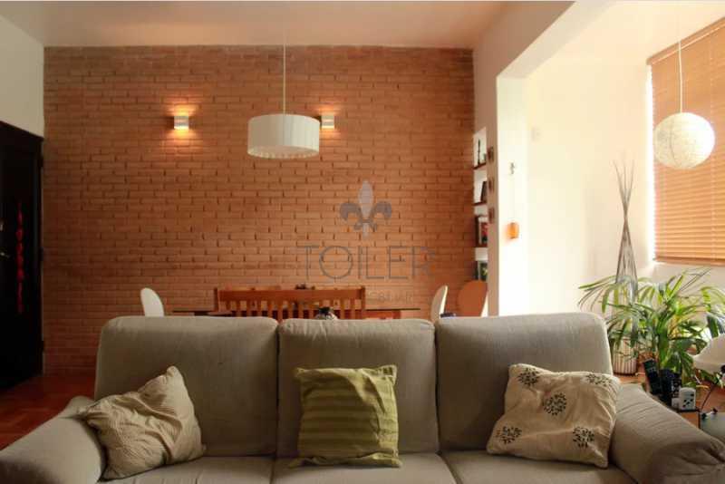 1 - Apartamento à venda Rua Canavieiras,Grajaú, Rio de Janeiro - R$ 450.000 - GR-RC2001 - 1