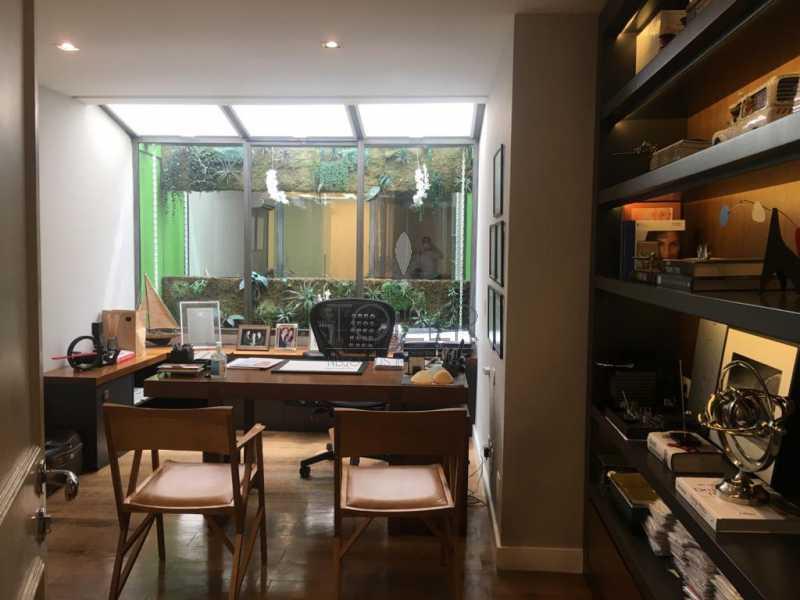 02 - Casa Comercial 250m² para alugar Rua das Palmeiras,Botafogo, Rio de Janeiro - R$ 15.000 - LBO-RPC001 - 3