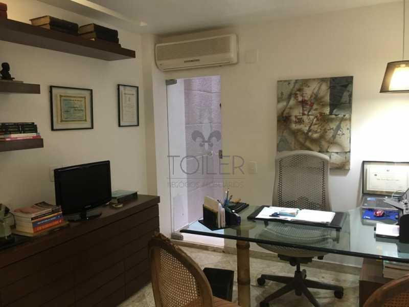 09 - Casa Comercial 250m² para alugar Rua das Palmeiras,Botafogo, Rio de Janeiro - R$ 15.000 - LBO-RPC001 - 10