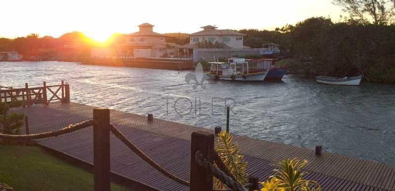 01 - Casa em Condomínio à venda Rua do Canal,BAÍA FORMOSA, Armação dos Búzios - R$ 558.000 - BZ-AC2001 - 1