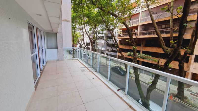 01 - Apartamento à venda Rua José Linhares,Leblon, Rio de Janeiro - R$ 5.500.000 - LB-JL3024 - 1