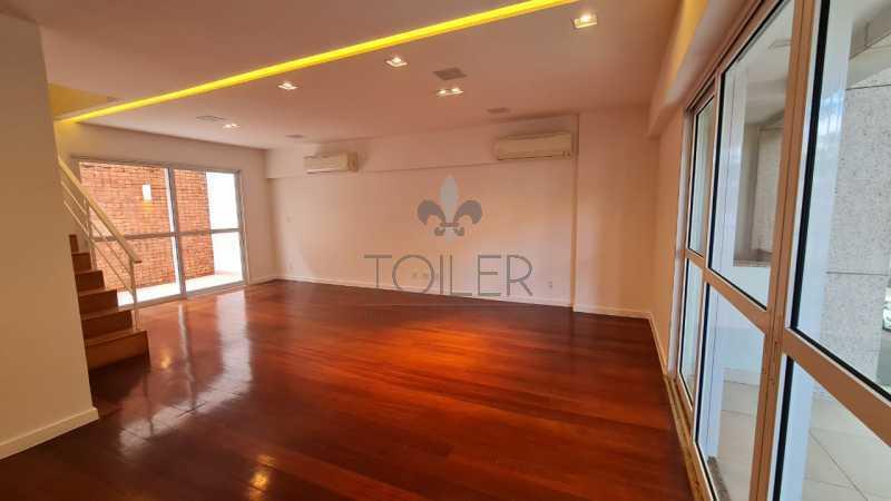 03 - Apartamento à venda Rua José Linhares,Leblon, Rio de Janeiro - R$ 5.500.000 - LB-JL3024 - 4