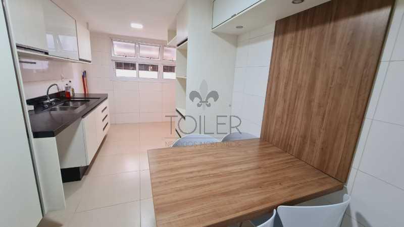 18 - Apartamento à venda Rua José Linhares,Leblon, Rio de Janeiro - R$ 5.500.000 - LB-JL3024 - 19