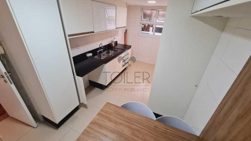 19 - Apartamento à venda Rua José Linhares,Leblon, Rio de Janeiro - R$ 5.500.000 - LB-JL3024 - 20