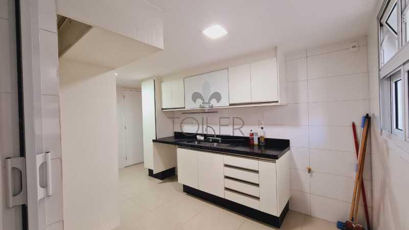 20 - Apartamento à venda Rua José Linhares,Leblon, Rio de Janeiro - R$ 5.500.000 - LB-JL3024 - 21