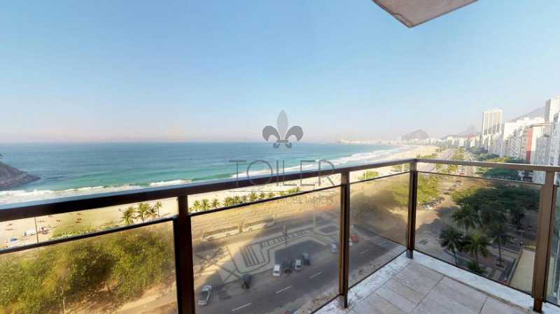 01 - Apartamento para alugar Avenida Atlântica,Copacabana, Rio de Janeiro - R$ 25.000 - LLE-AA4002 - 1
