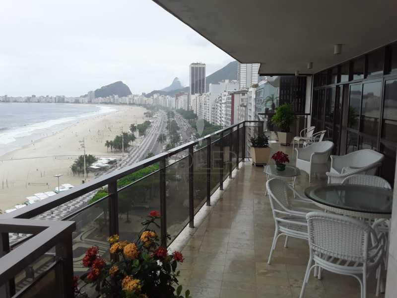 02 - Apartamento para alugar Avenida Atlântica,Copacabana, Rio de Janeiro - R$ 25.000 - LLE-AA4002 - 3
